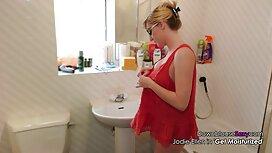 بلوت بازیگوش عکسهای سکسی از جنیفر لوپز ناز ، برت راسی دوست دختر سبزه خود را اغوا می کند