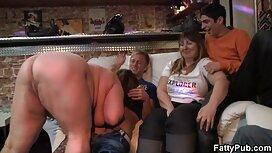 عوضی پرشور بیدمشک می خورد و با مرد بالغ در عکس سکسی از کس دختر مقعد شلاق می خورد