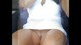 عوضی بالغ تصاویر سکس از کون عمیقاً خروس شوهرش را بلعیده است